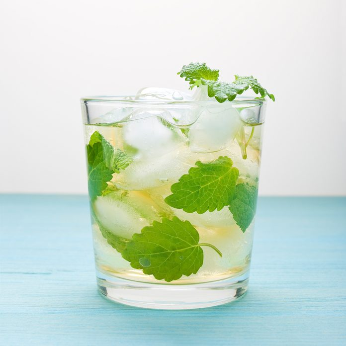 cocktail with mint and ice; Shutterstock ID 737505976; Job (TFH, TOH, RD, BNB, CWM, CM): Taste of Home
