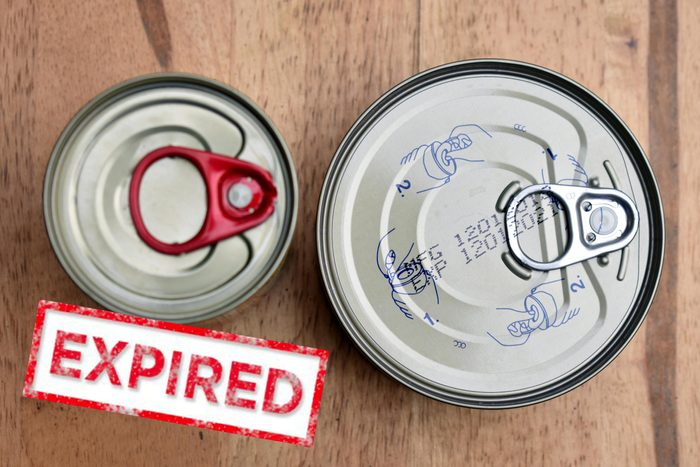 expiration date cans