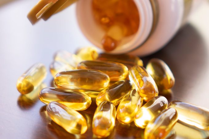 what is fish oil good for