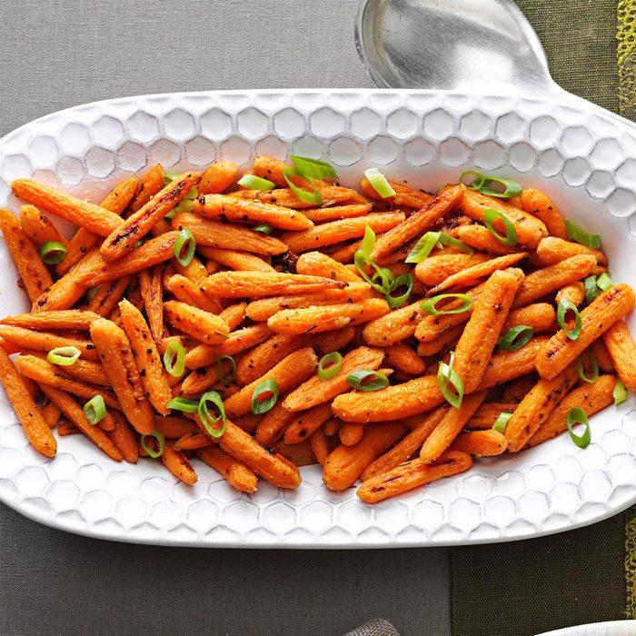 Rosemary Roasted Baby Carrots