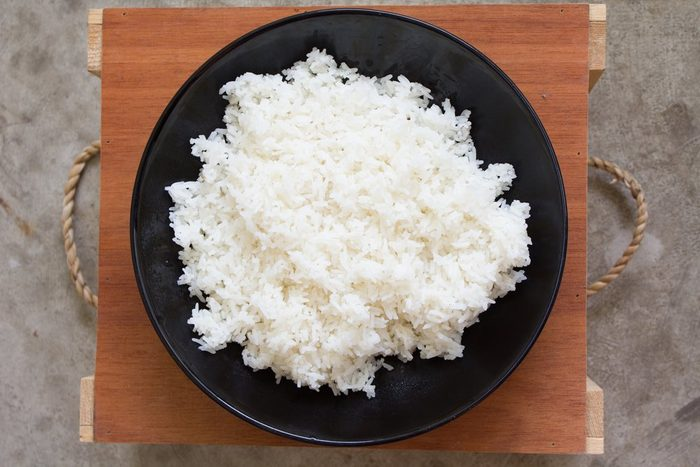cooked rice thailand