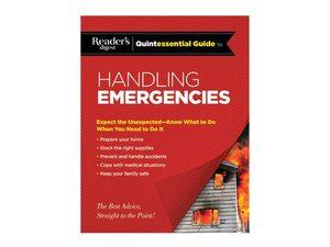 quintessential guide to handling emergencies
