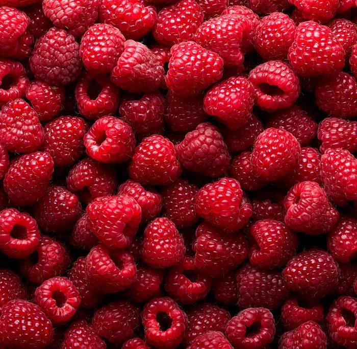 Raspberries in a Bowl via Taste of Home