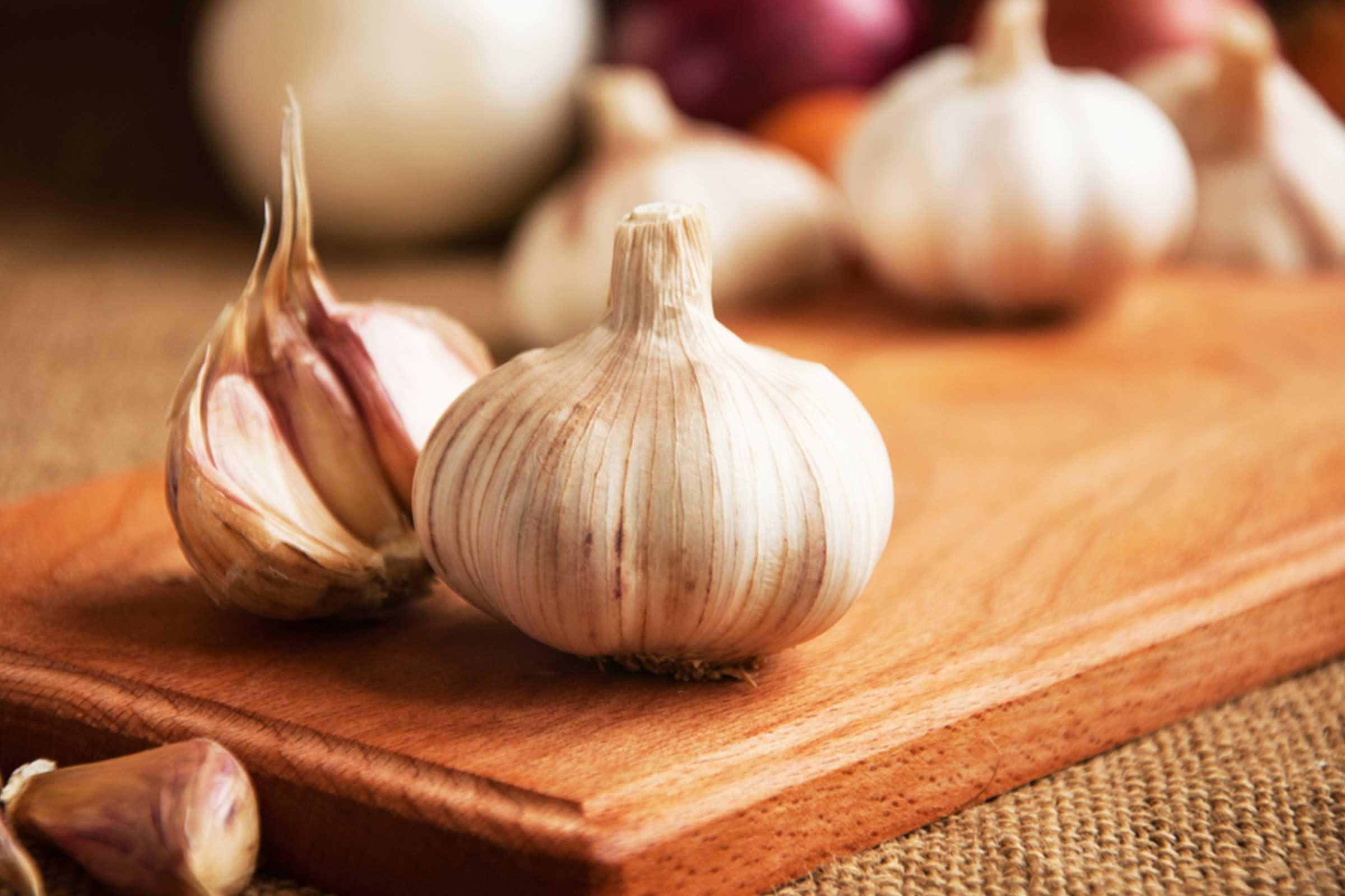 heart health supplements | garlic