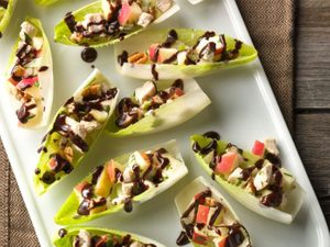 Low-Carb Snack Idea: Chicken Endive Boats