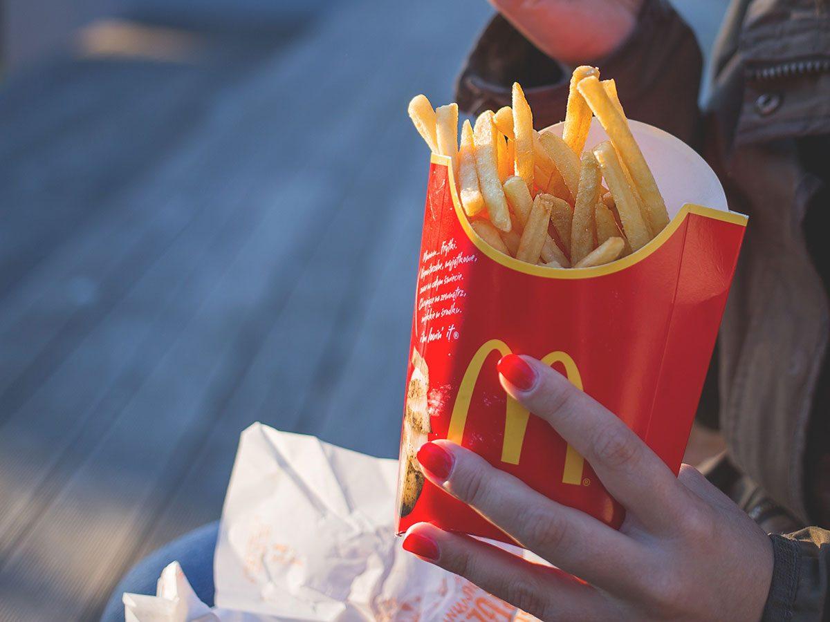 bad food habits