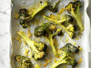 This Roasted Broccoli Takes Like Comfort Food