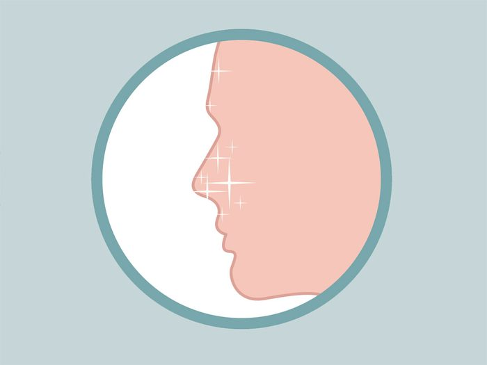 what to do about pores