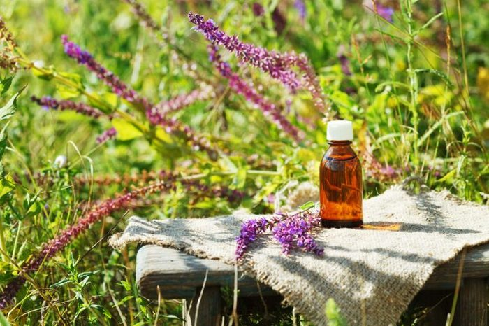 essential oil natural remedy
