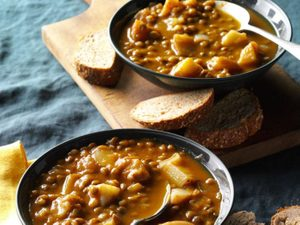 Make This Lentil Pumpkin Soup for a Chilly Fall Day