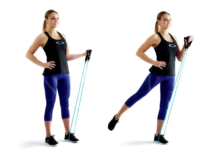 resistance rope workout