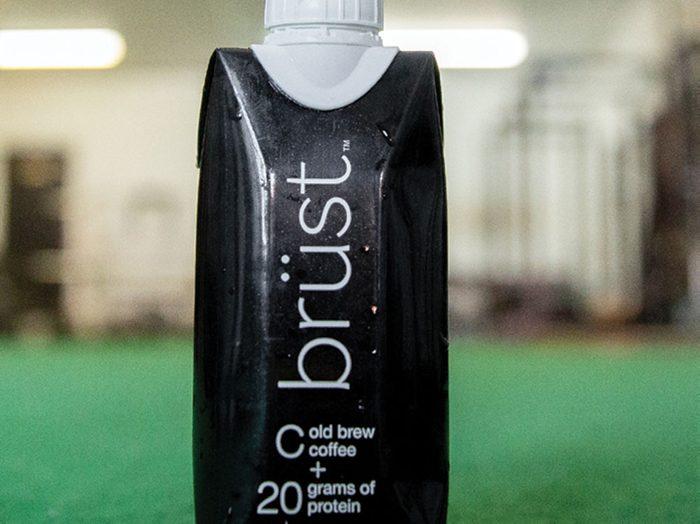 burst protein drink