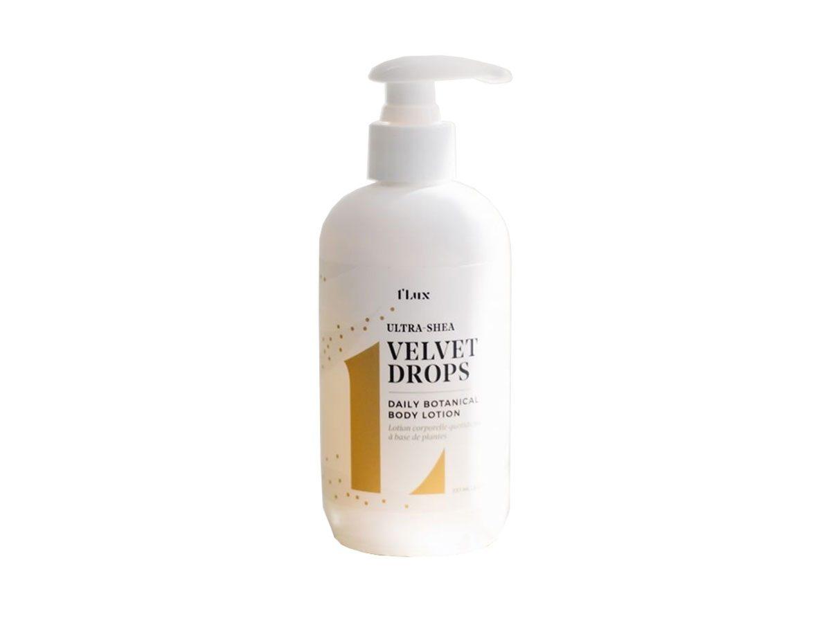 velvet drops body cream