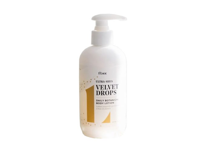 velvet drops body cream