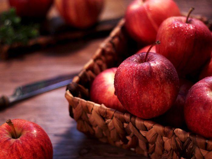 natural appetite suppressants - apples