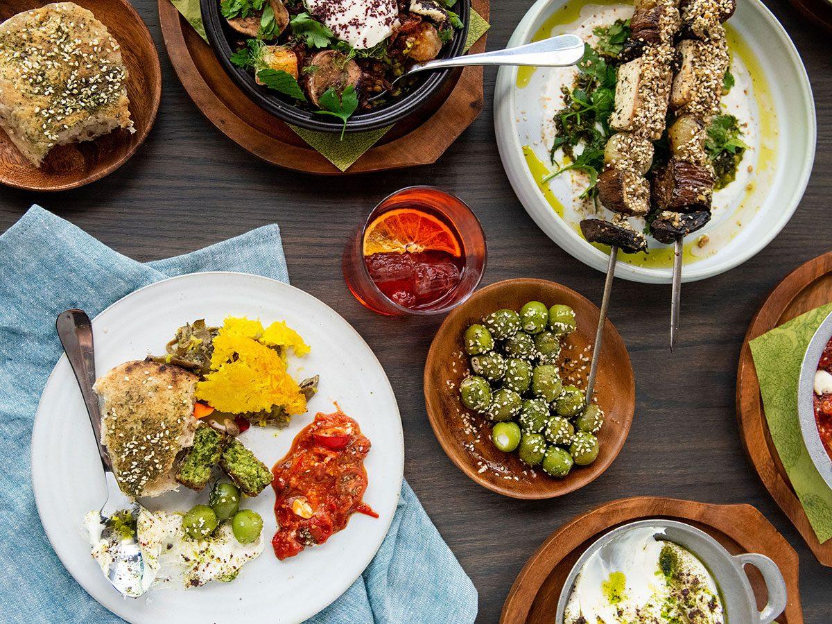 shook israeli food toronto