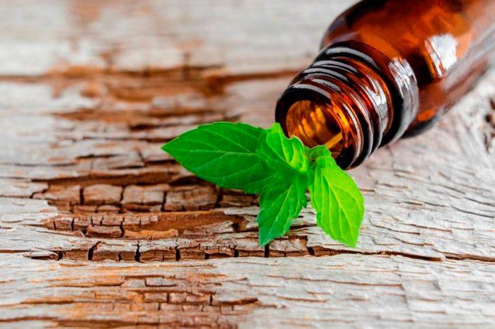 essential oils for sleep peppermint