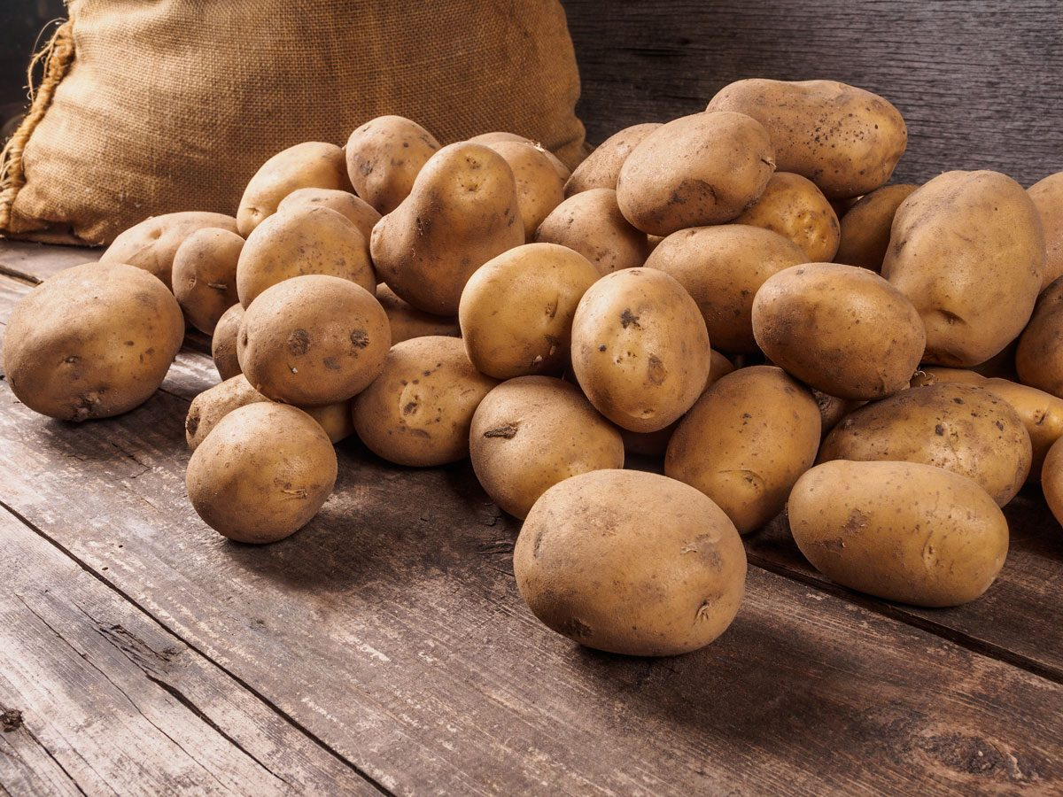 Foods You Should Never Eat Raw - potatoes