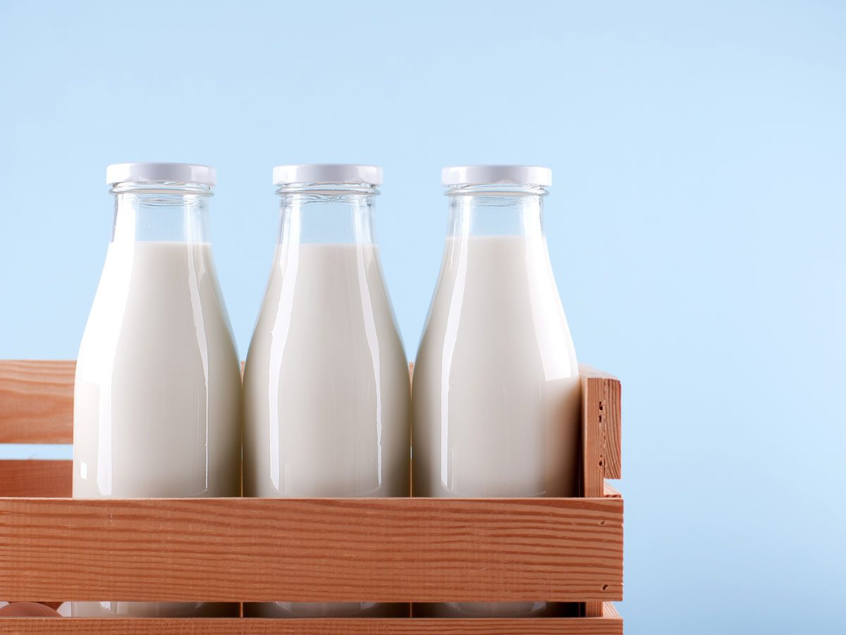 Foods You Should Never Eat Raw - milk