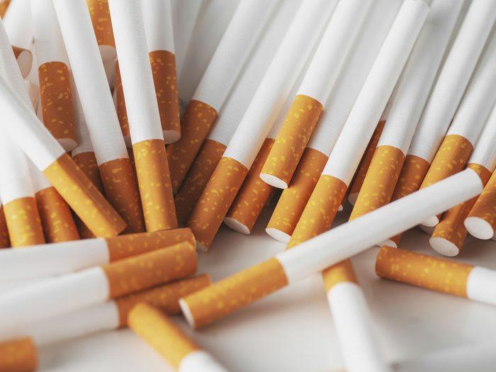 cervical cancer - smoking