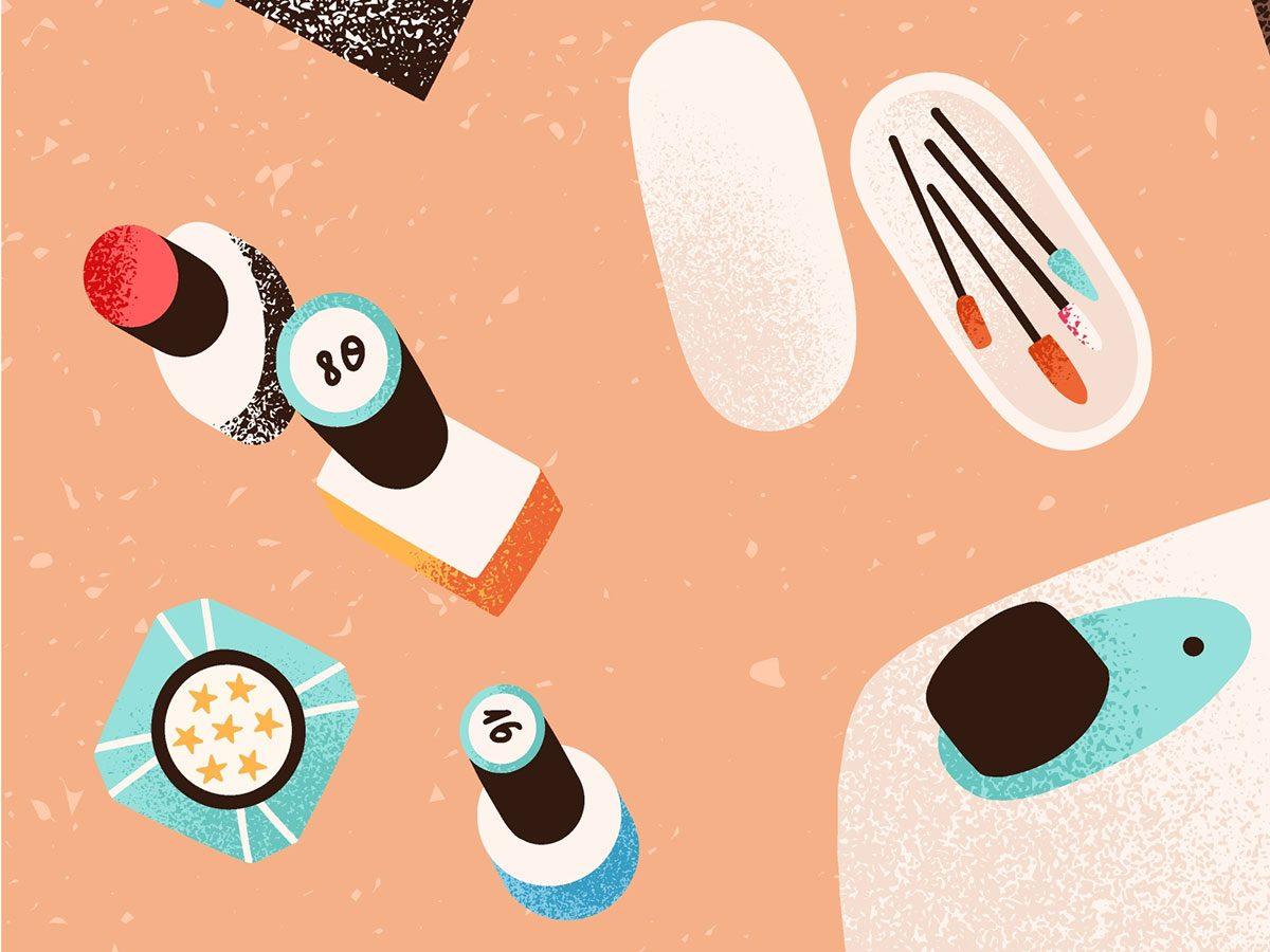 is a gel manicure safe gel polish