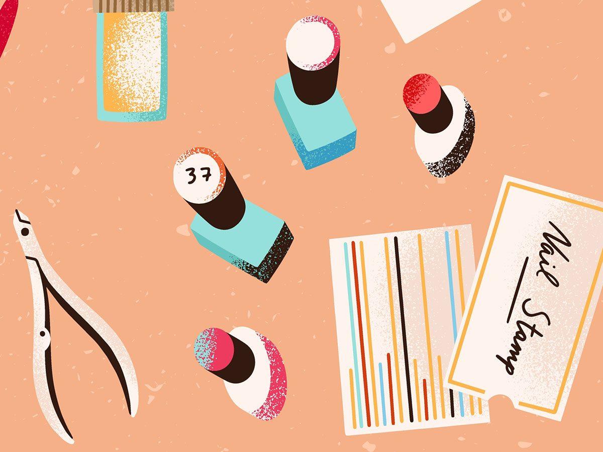 is a gel manicure safe weaken nails