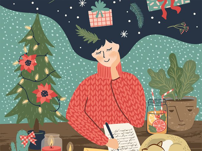 feel-good holiday survival guide