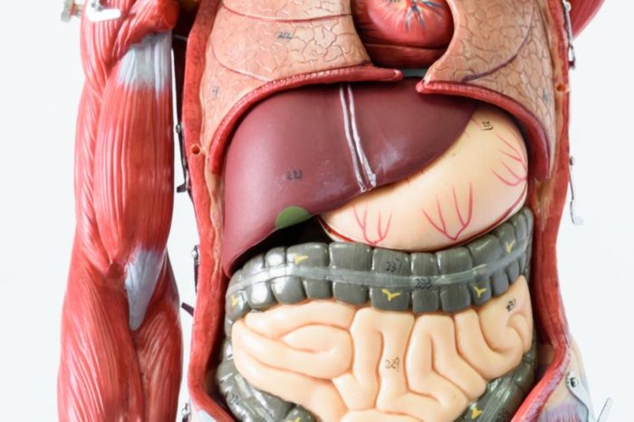 metallic taste in mouth liver disease
