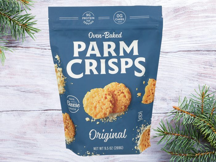 whole foods easy holiday entertaining parm chips