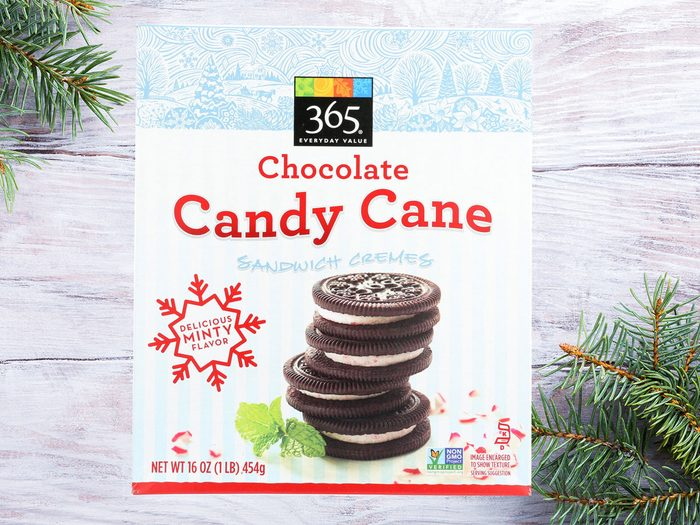 whole foods easy holiday entertaining candy cane cookies