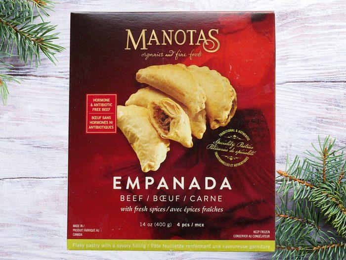 whole foods easy holiday entertaining empanada
