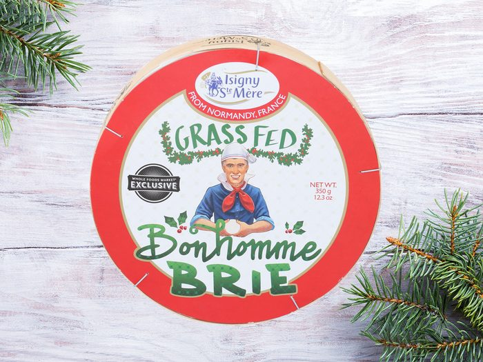 whole foods easy holiday entertaining brie