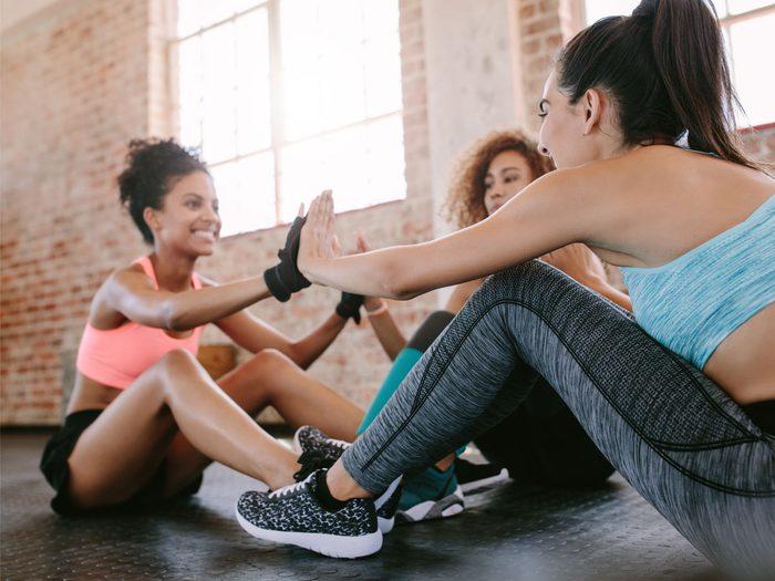 weight-loss plateau
