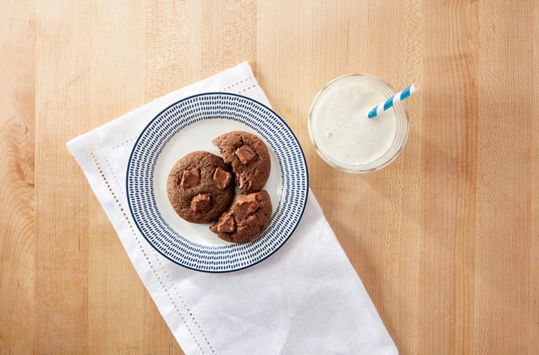 Healthy Chocolate Recipes | Chocolate Chunk Cookies