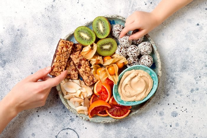 plant-based snacks   healthy finger foods and snacks