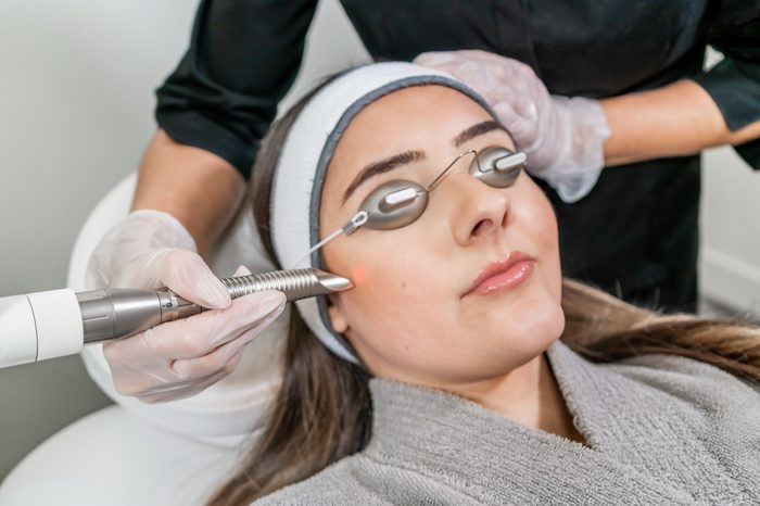 laser skin treatments for anti aging benefits