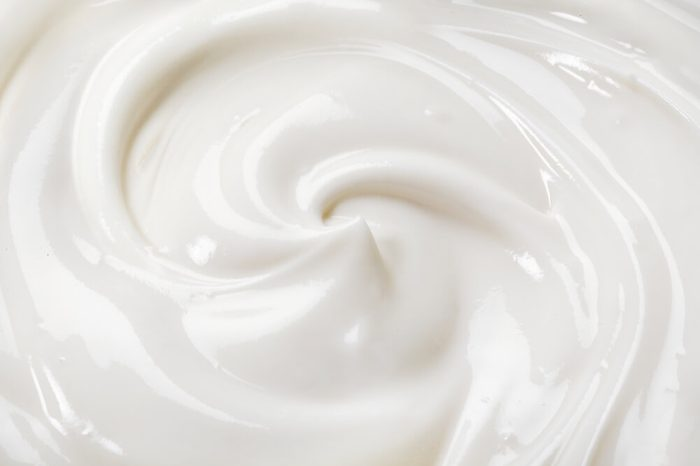 creamy yogurt