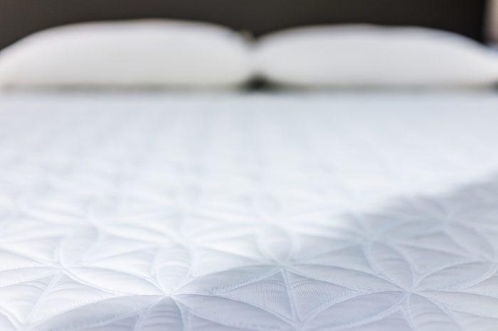 old mattress