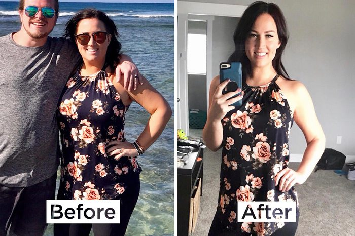 keto diet before-and-after pictures