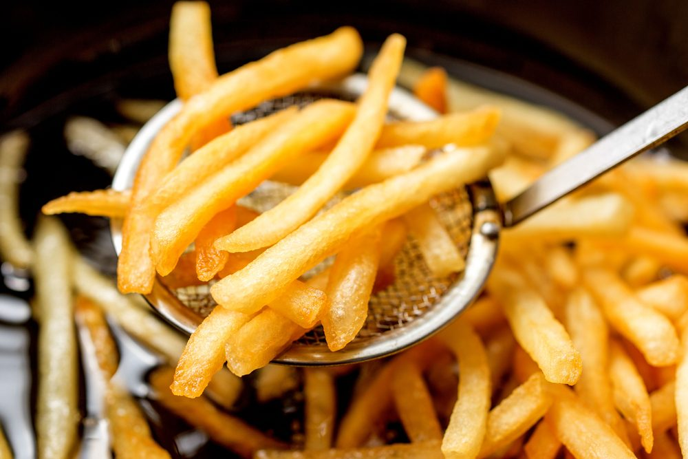 foods that lower your libido   french fries