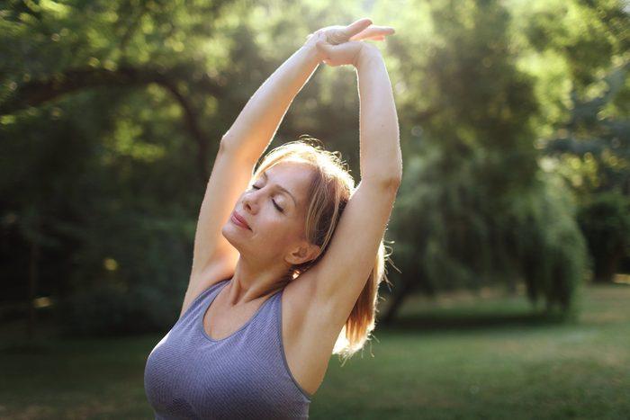 better night sleep | lung exercises