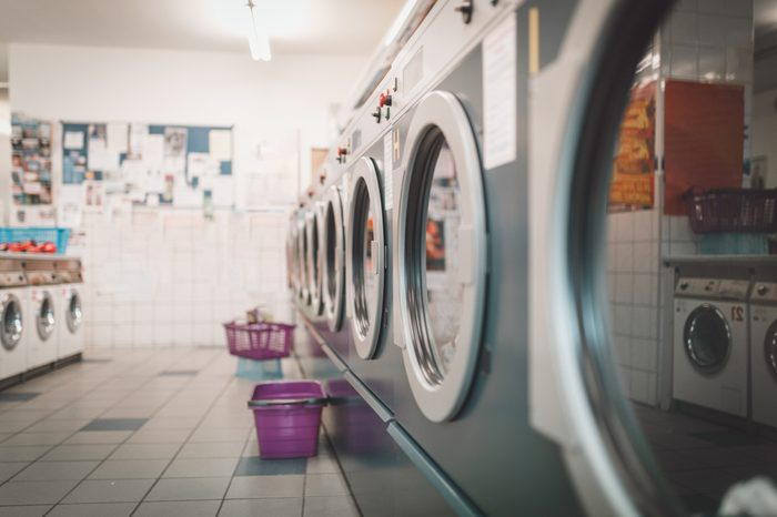 washing clothes protect against coronavirus
