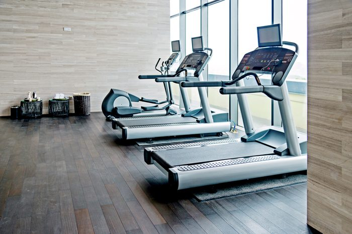 not warming up | treadmill mistakes