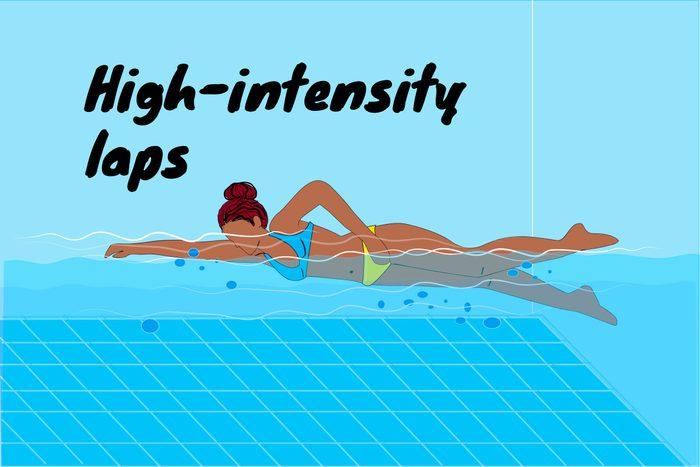 swimming workouts