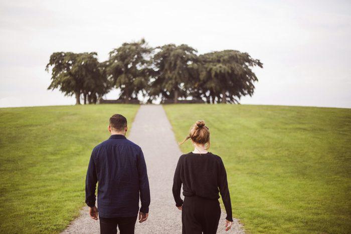 have better sex | walk outside