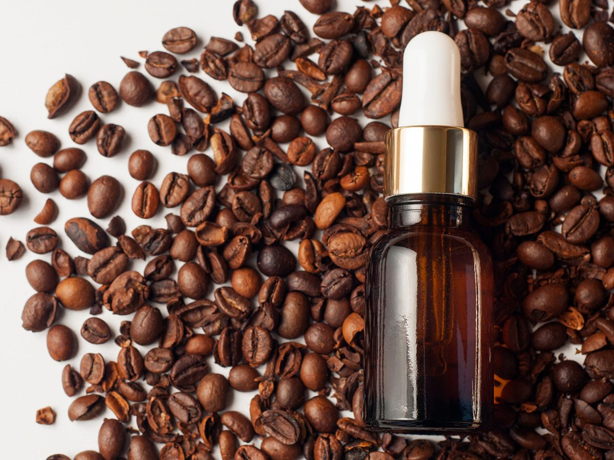 caffeine skin-care products