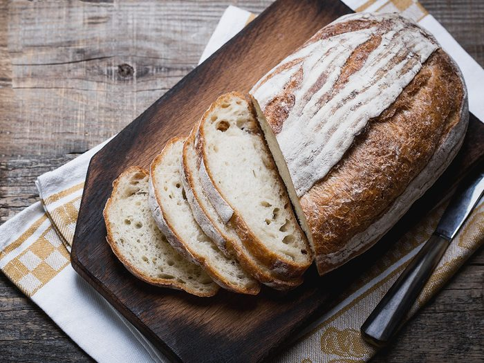 maintain a healthy weight   bread