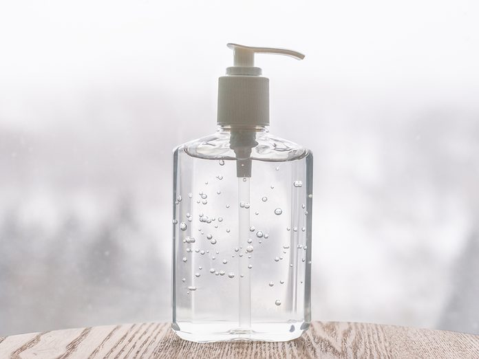 know about hand sanitizers