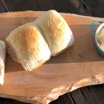 Lynn Crawford's Milk Bread with Honey Butter