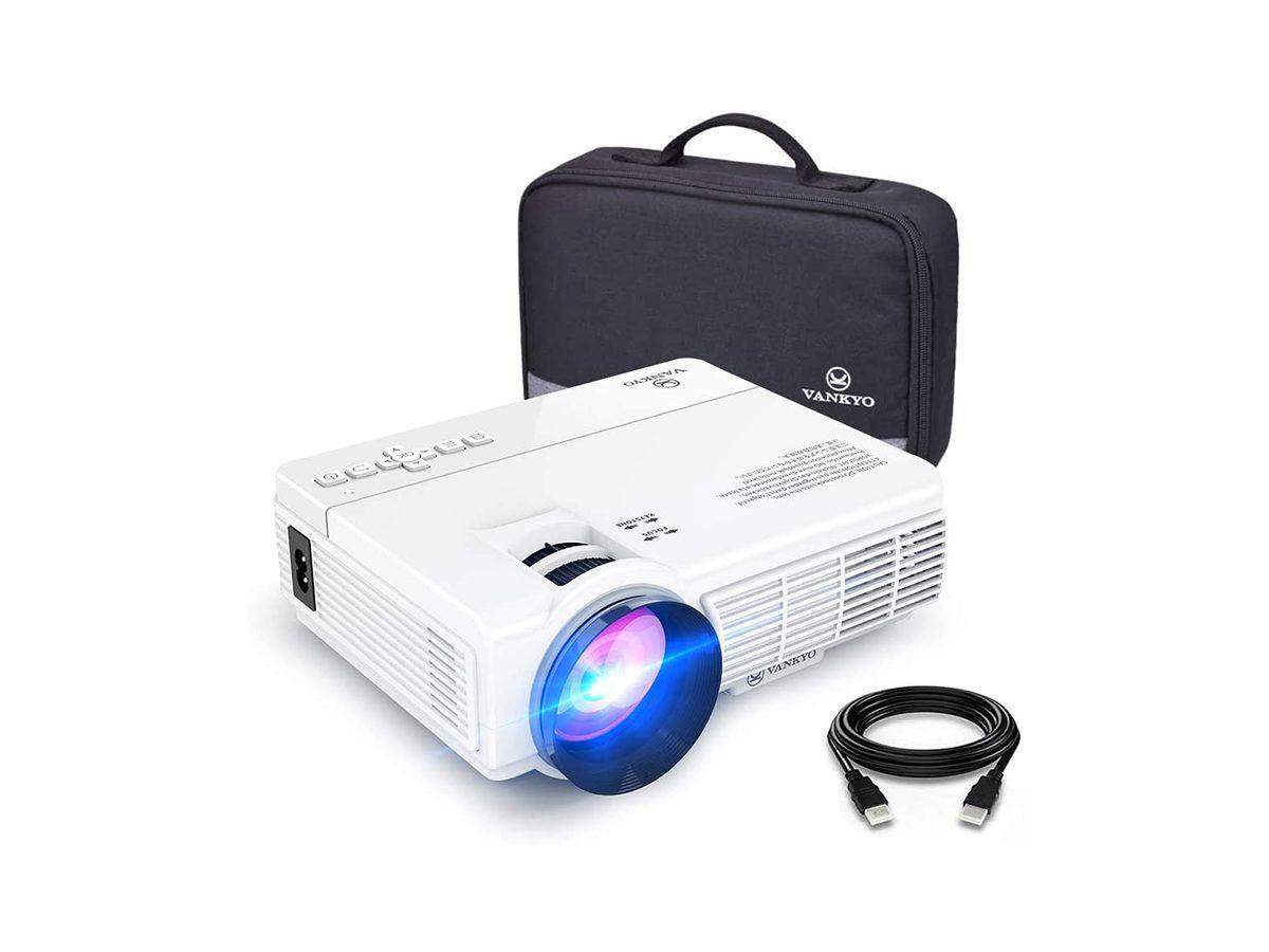 outdoor activities | projector | outdoor movie night